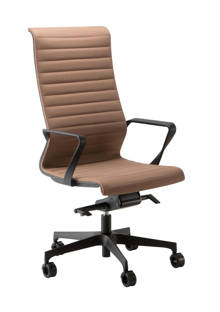 fauteuil de direction en tissu
