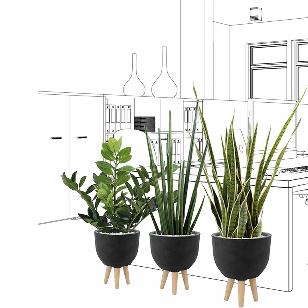 Set-de-3-pots-de-plantes-artificielles-design