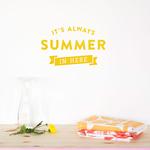 stickers-always-summer-jaune