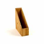 Range dossier en bois naturel