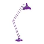 Lampadaire de bureau violet