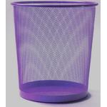 Corbeille à papier violette