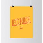 poster_fun_jaune_bureau_salle_detente