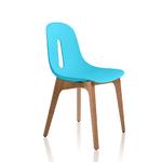 Chaise bleu pour salle de réunion