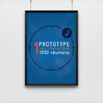 Poster 1 prototype vaut mieux que 1000 réunions