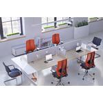 "Bureau bench design 4 personnes ""Play&Work"""