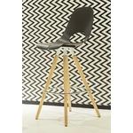 chaise_haute_bois_noire