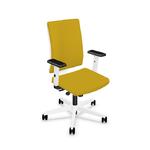 siège-bureau-coloré-jaune