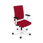 siège-bureau-coloré-rouge