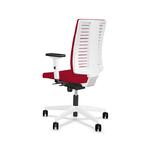 siège-bureau-coloré-rouge-dos