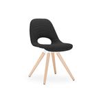 chaise_tapissée_noir_LDS17