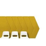 panneau_acoustique_mural_jaunes_chaises
