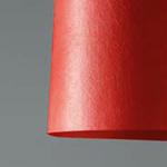 fibre de verre rouge