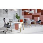 chaises-scandinave-pietement-bois-pour-bureau