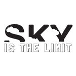 Stickers Sky is The Limit