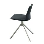 chaise de réunion tapissée
