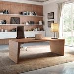 bureau de direction design en bois