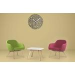 fauteuil de bureau lounge vert