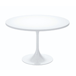 table de cafétéria ronde 120 cm