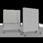 Tableau mobile acoustique 150 cm