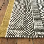 tapis-de-bureau-formes-géométriques-gris-et-jaune