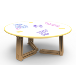 Table basse modulable velleda brainstorming