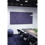 carte-du-monde-design-en-tissu-aubergine