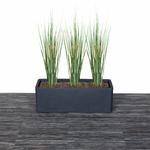 Bac d'herbes hautes artificielles