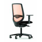 fauteuil-de-bureau-résille-orange2