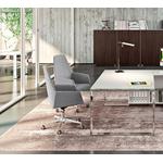 Bureau en verre design