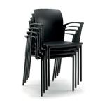 Chaise de conférence noire