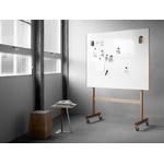 Tableau mobile design en bois massif 150 cm