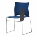 chaise-de-conférence-avec-tablette-bleu-marinejpg