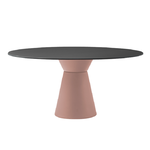 table-ronde-rose
