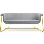 Canapé design piétement métal