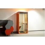 cabine-acoustique-orange