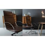 fauteuil de direction en simili cuir