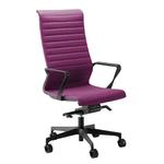 Fauteuil-de-direction-soft-violet