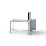 Meuble TV et table haute pour réunion
