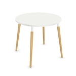 "Table ronde Ø80 cm ""Tauko"""