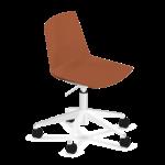 """Chaise de réunion à roulettes """"Clue"""""""