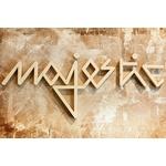 logo sur mesure en bois