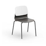 """Chaise design """"Klik"""" (Lot de 3 ou 4)"""