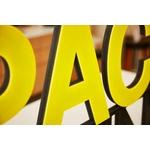 logo sur mesure double support