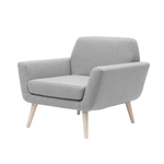 "Fauteuil scandinave ""Scope"""