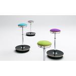 tabouret ergonomique coloré