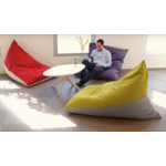 "Pouf confortable ""Berlingo"" uni"