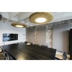 panneau acoustique rectangle XL dans une salle de réunion