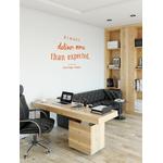 Always-deliver-more-tangerine
