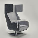 fauteuil lounge design et acoustique ME